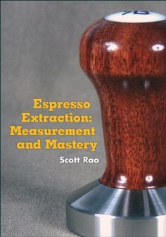 Espresso Extraction: