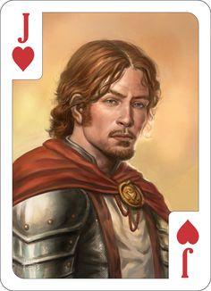 Jack of Hearts by d-torres.deviantart.com on @DeviantArt