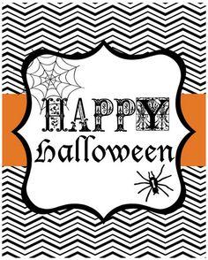 Halloween Printable - FamilyEverAfter.com