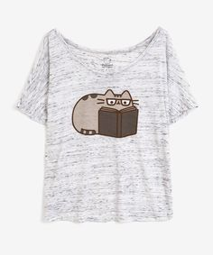 This t-shirt us so cute! I want it so bad!
