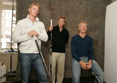 The Hottest Guys In The NHL  12. Eric Staal (Carolina Hurricanes) And Jordan Staal (Pittsburgh Penguins)