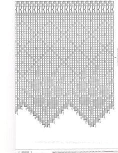 65 Beste Afbeeldingen Van Filet Haken Gordijnen Crochet Edgings