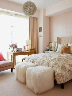 Amazing Luxury Champagne Bedroom Ideas That Must You See