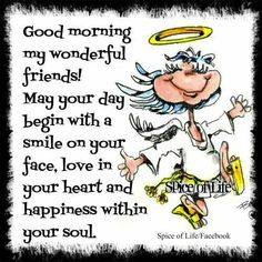Good morning my wonderful AngelSisterFriends. ☀️Asking Our Father to Bless you Abundantly this Glorious Day! We are having a thunderstorm ⚡️... Need the blessed rain! ☔️ TY God! Keeping you all in prayer! Love ¥!ck!£ ❤️