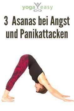 Yoga gegen Angst und Panikattacken: Diese Asanas beruhigen