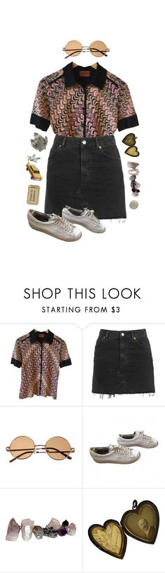 """""""I fashion my future on films in space."""" by flowersoflife ❤ liked on Polyvore featuring Missoni, Topshop, NIKE and CB2"""