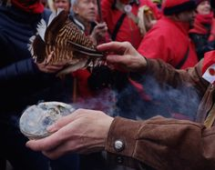 Now modern scientific research reveals that the practice of smudging (burning herbs) may actually have life-saving implications by purifying the air of harmful bacteria.