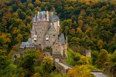 Eltz Castle, Germany | Eltz Castle