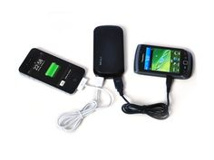 Power Shine.....more power for Smart Phones and Tablets.