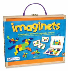 Amazon.com : MindWare Imaginets : Board Games : Toys & Games - have these already