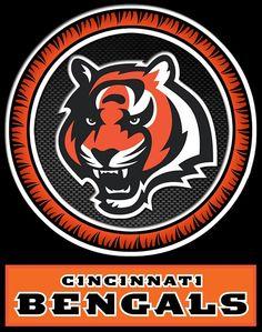 Sports-Football-Cincinnati Bengals-Logo
