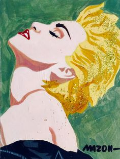 @madonna paintyng