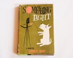 Something Light Margery Sharp 1960 Novel by lastprizevintage