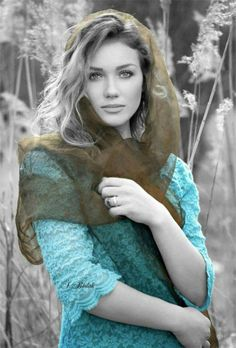 Splash Photography, Photography Women, Color Photography, Color Splash, Color Pop, Amanda, Idda Van Munster, Splash Images, Russian Beauty