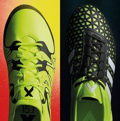 adidas introduces the ace and X15 football boots, for the next phase of the game