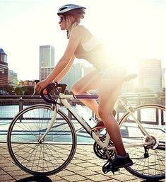 Do you know what makes the right bike for a woman? (It's totally different than a bike for a man!)