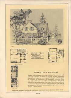 23 best pre war homes images floor plans small homes small houses rh pinterest com 1930s House Interiors 1910 House