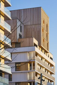 Gallery - Housing and Shops Complex / Ameller, Dubois & Associés - 4