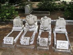 Bonaventure Cemetery by mmv824, via Flickr