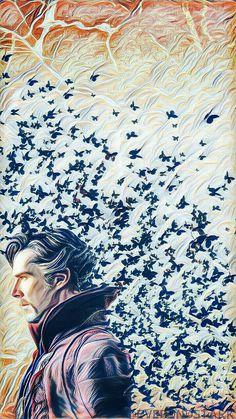 Dr. Strange by BebondStark