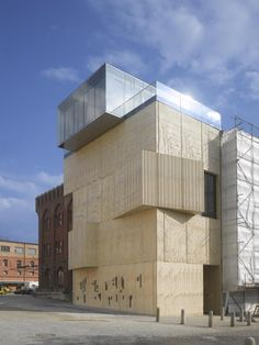 Museum for Architectural Drawing by SPEECH Tchoban & Kuznetsov I Like Architecture