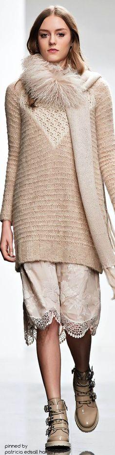 947471421f37 Twin Set by Simona Barbieri Clothing Autumn Winter Fashion Collection
