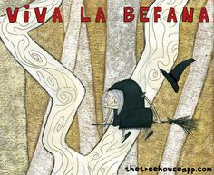 Who is Befana? Find it out on thetreehouseapp.com