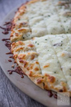 Copycat Pizza Hut Cheese Sticks | Tried and Tasty