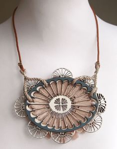 Beautiful Laser Cut Jewelry From Sarah Louise Jay