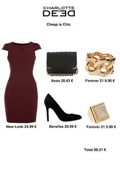 Cheap is Chic! Outfit under 100€