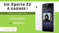 Gagnez un xperiaZ2 - FrAndroid.com http://www.frandroid.com/marques/sony/219694_concours-remportez-sony-xperia-z2