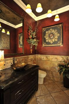 Powder Room Design, Pictures, Remodel, Decor and Ideas - page 149