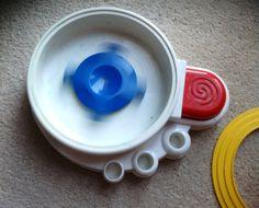 Paint spinner