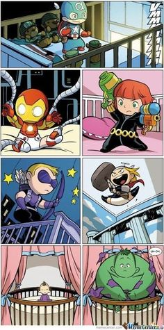 avengers funnies | avengers # cute # adorable # aw