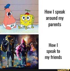 Spongebob Memes For Anyone In A Krabby Mood - Memebase - Fun Funny Girl Meme, Funny Memes About Girls, Crazy Funny Memes, Really Funny Memes, Stupid Funny Memes, Funny Relatable Memes, Haha Funny, Hilarious, Funny Stuff