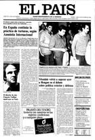 François Truffaut murió un domingo, el 21 de octubre de 1984. Al día siguiente los periódicos de todo el mundo se hicieron eco de la noticia. Aquí vemos la portada de 'El País' del 22 de octubre de 1984