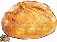 Como hacer masa para pan casero