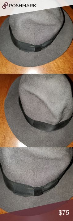 ca73ed54 1984 Indiana Jones Fedora Stetson Hat Large This is a great hat made in 1984 .