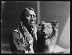 Charging Thunder, American Indian