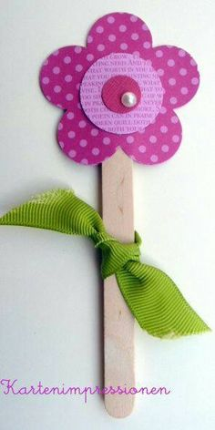 Card Impressions: Children's Workshop Mother's Day - Easy Crafts for All Kids Crafts, Mothers Day Crafts For Kids, Baby Crafts, Toddler Crafts, Diy And Crafts, Craft Projects, Arts And Crafts, Paper Crafts, Popsicle Stick Crafts