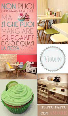 Cupcakes a domicilio? VINTAGE BAKERY http://www.bacchetteforchette.it/milano/proposta/83