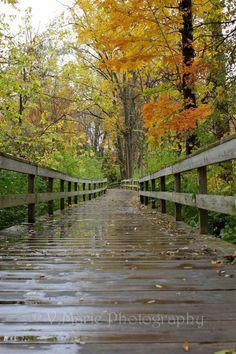 """Autumn in Gahanna - """"Lovely, Dark and Deep"""" #Ohio #Parks"""