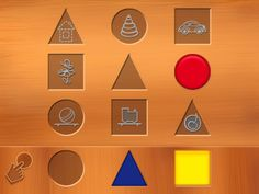Tappie Color ($0.00) Tappie Color is a free single game application for children aged 1+ Kids are encouraged to figure out simple but colorful cognitive puzzles based on form, shape or color.