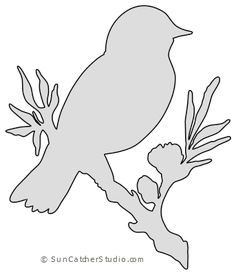 Wood Carving Templates Free Pattern Scroll Saw Ideas Wood Carving Patterns, Stencil Patterns, Bird Patterns, Print Patterns, Owl Silhouette, Bird Stencil, Damask Stencil, Bird Template, Scroll Saw Patterns Free