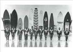 Boards courtesy of SurfWorld Museum Torquay Vintage Surf, Boarders, Good Old, Old School, Skate, Surfing, Surfer Girls, Museum, Longboards