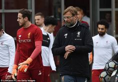 Jurgen Klopp banishes thoughts about Champions League semi-final ahead of Bournemouth clash -  By Dominic King for MailOnline  Published: 10:03 EDT 13 April 2018 | Updated: 10:33 EDT 13 April 2018  Jurgen Klopp has warned Liverpool to banish all thoughts of the Champions League semi-final and urged his players to make sure they secure a place in next season's competition first.  For all that thoughts on Merseyside are now consumed with the showdown with Roma and the history it conjures Klopp…