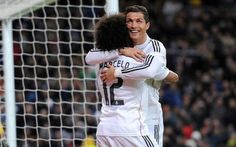 I record stabiliti dal Real Madrid e da Ronaldo con il 3-0 sul Celta Vigo #calcio #spagna #realmadrid #ronaldo