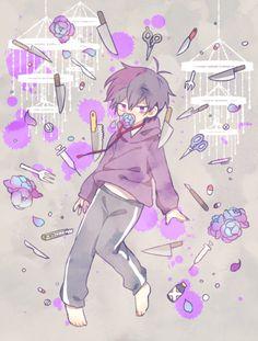 Read ichimatsu from the story ❤Osomatsu-san imagenes❤ by Marianalolmiau (Mrs. Story Drawing, Manga Drawing, Hot Anime Guys, Anime Love, Manga Anime, Anime Art, Laughing And Crying, Ichimatsu, Diabolik Lovers
