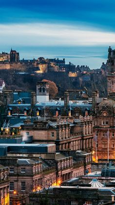 Edinburgh, Scotland: One of my favorite cities in the world.  It is absolutely incredible