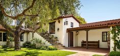 Engaging Hacienda Style for Your Home Plans | MyoHomes